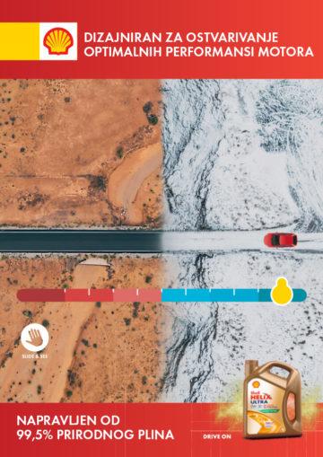 Shell Helix Ultra – sintetička motorna ulja